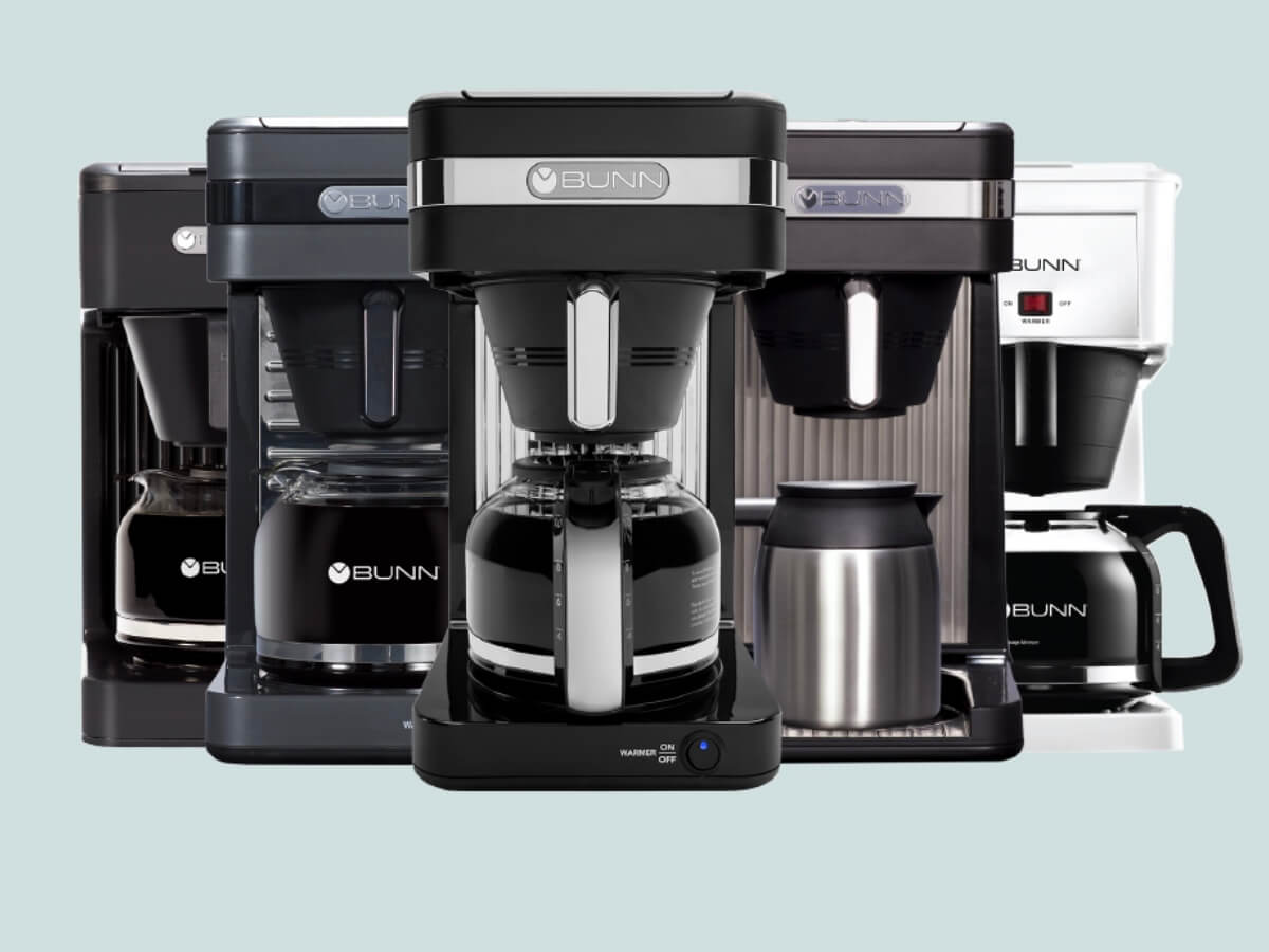 Best BUNN Coffee Makers 2020 | Reviews & Buyer's Guide